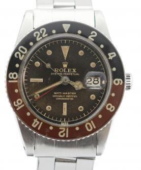 ロレックス GMTマスター6542 ファースト買取のご依頼をいただました。(1)