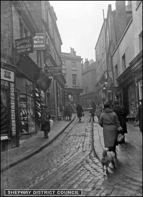 11 Best Images About The Old High Street Folkestone Cait