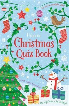 Usborne Christmas Quiz Book