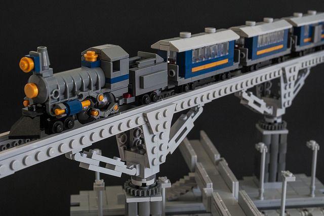 Micro Choo-choo Train