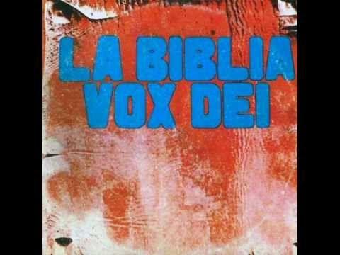Vox Dei - La Biblia (disco completo)