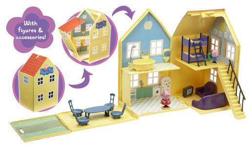 Peppa Pig: Deluxe Playhouse