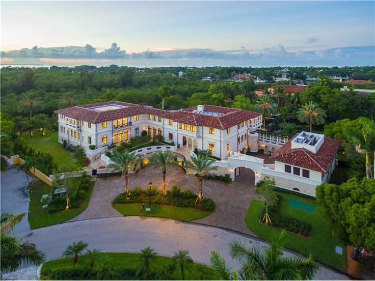 Coral Gables Mansion William Pierce Luxury Real Estate