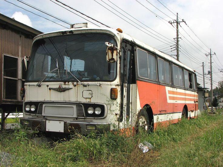 秩父鉄道沿線で見かけたトラック・バス - 麻呂の気紛れなる戯言