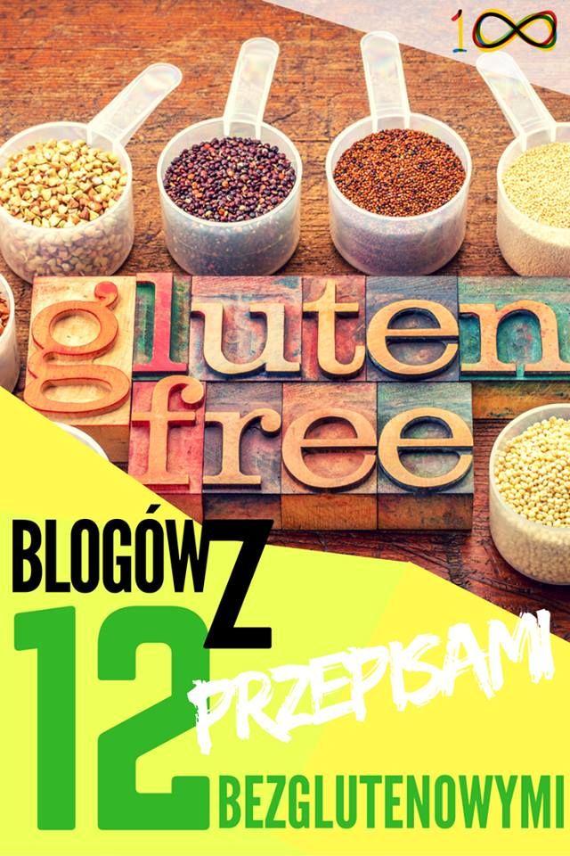 12 blogów z najlepszymi bezglutenowymi przepisami. Koniecznie sprawdźcie po odrobinę inspiracji. #100club #bezglutenu #przepisy #blogi #jedzenie #glutenfree #inspiracje