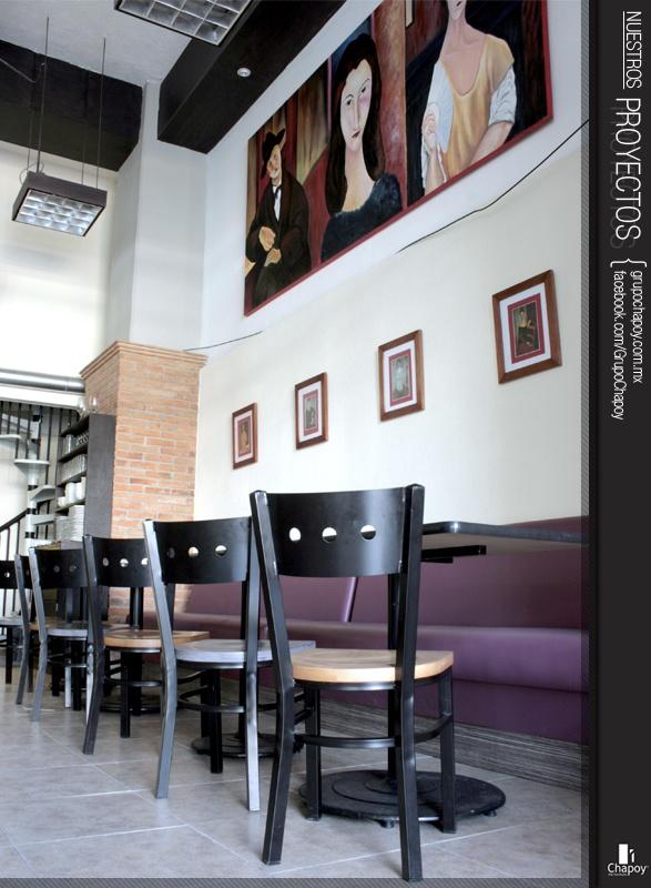 1000 images about nuestros proyectos para restaurantes - Proyecto bar cafeteria ...