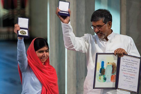 Malala Yousafzai's Nobel Peace Prize Speech Will Give You Chills