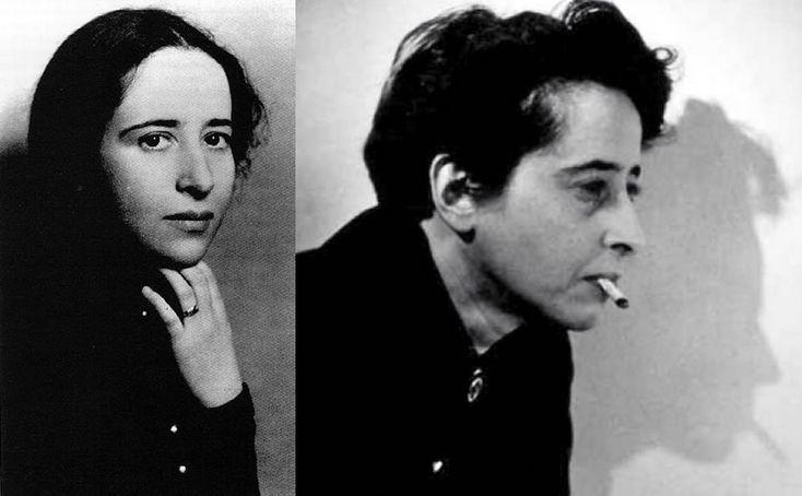 Hannah Arendt over de taal van fascisten – Grutjes!