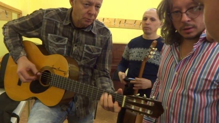 Tommy Emmanuel – Kirov Russia 05.04.17(Meet & Greet)