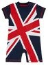 Lovely babies!  Union Jack All in One | Baby | George at ASDA