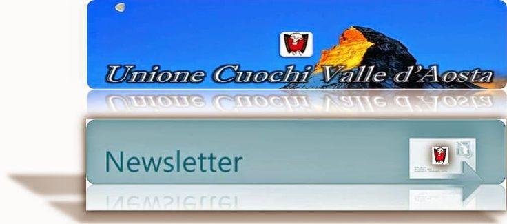 Unione Regionale Cuochi Valle d'Aosta - Blog ufficiale: Newsletter n.42 del 15 luglio 2015 - Unione Region...