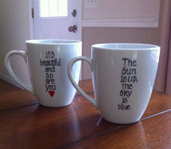 Hey, I found this really awesome Etsy listing at https://www.etsy.com/listing/157997745/the-beatles-dear-prudence-couples-mugs