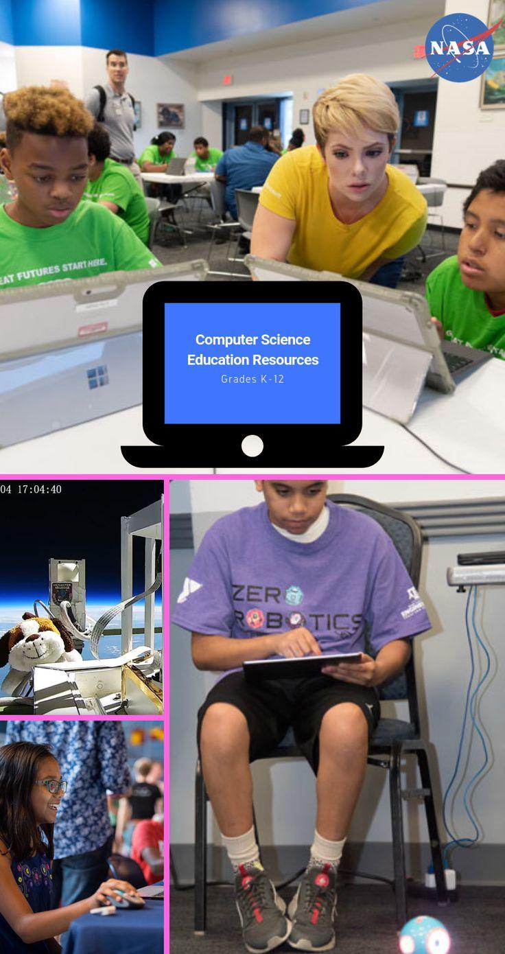 Computer Science Educational Resources | NASA STEM ...