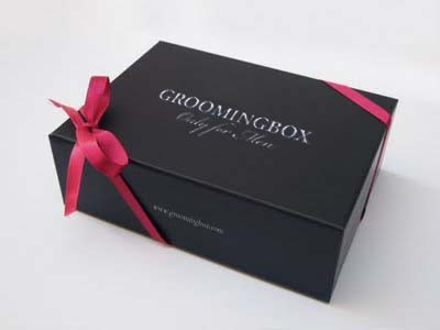 Groomingbox Starter Set - subscribe monthly