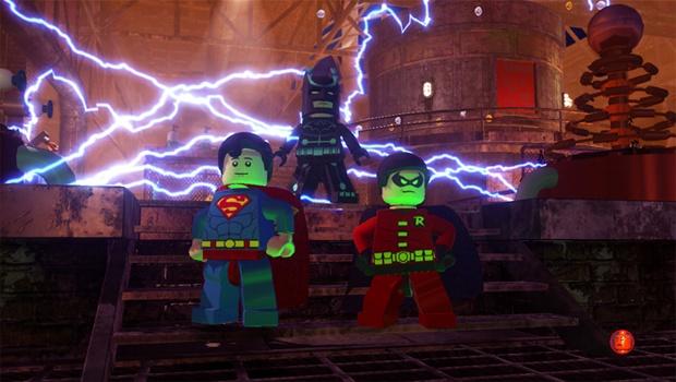 LEGO Batman 2 vai ser lançado no Brasil com legendas em português
