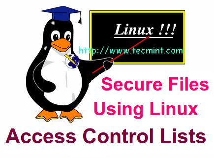 Linux Access Control Lists