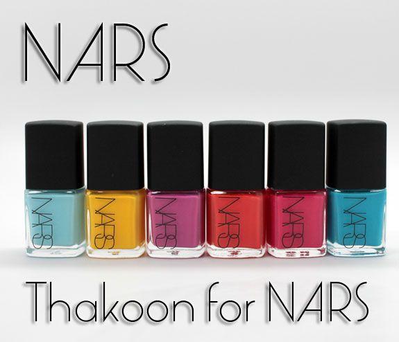 NARS - get them: Colors Combos
