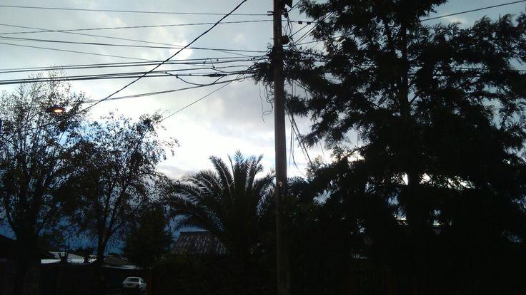 Después de lluvia
