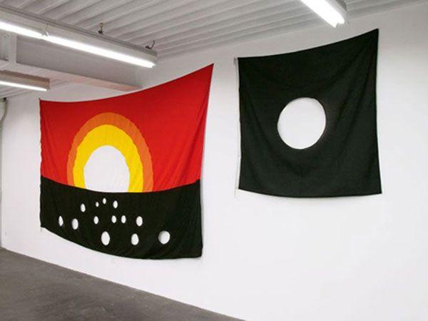 BLACK FLAG : FREDERIC POST artiste (Genève)