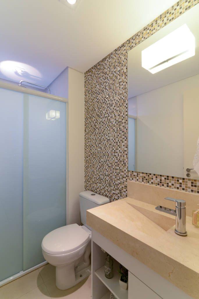 Navegue por fotos de Banheiros Moderno: Projeto Bairro do Juventus - Mooca. Veja fotos com as melhores ideias e inspirações para criar uma casa perfeita.