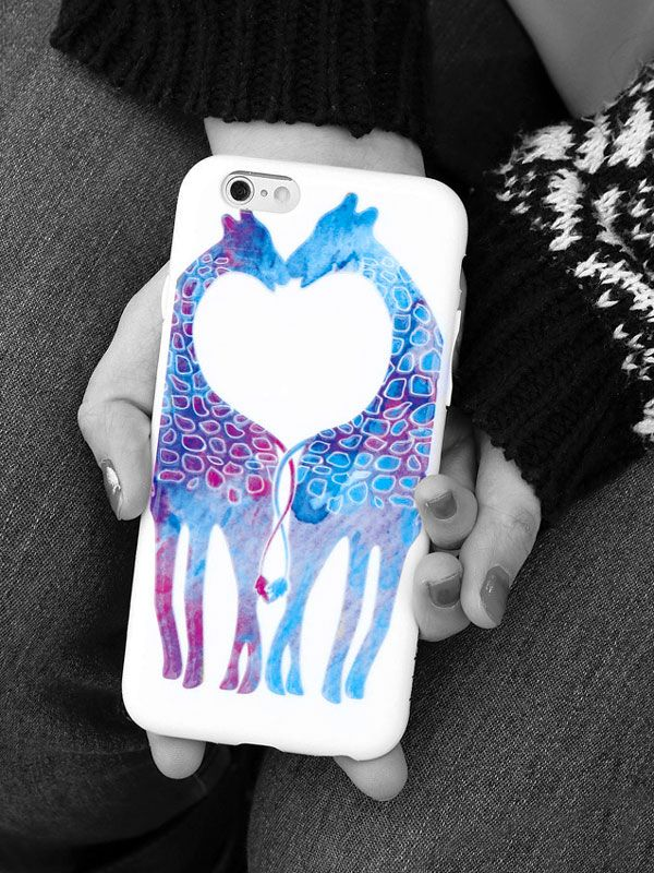 Giraffe's are some of natures most amazing and beautiful creatures.  Check out this cell phone case on sale now for only $15. #giraffe #giraffelove