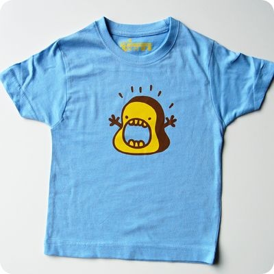 veda monster for kids tshirt