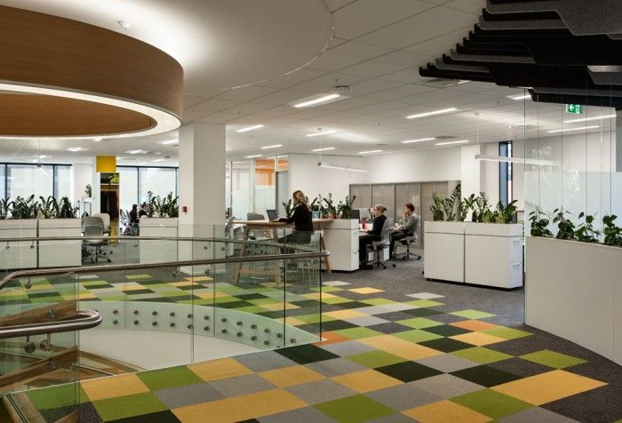 63 best installations with interface images on pinterest for Office design new zealand