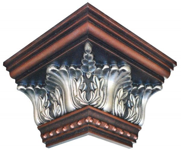 Crown Molding Attica 5 3 8 In Outside Corner Cmf 016 Oc Attica Wood Crown Molding Crown Molding