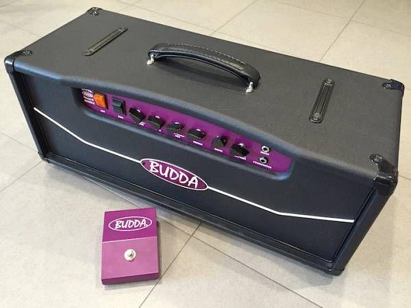 Budda Amp SuperDrive 18w Head - Series II - Oh Boy! <3