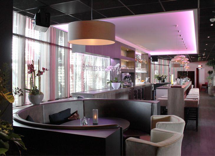 De Blauwe Lotus Eindhoven, ontworpen door Dutch Concept.