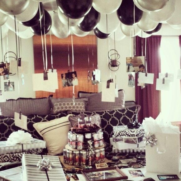 Best 25 Birthday Surprises For Him Ideas Only On: Best 25+ Husband Birthday Surprises Ideas On Pinterest