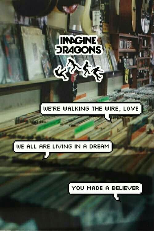 #Imagine Dragons #Music