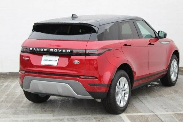 Used 2020 Land Rover Range Rover S 2020 Land Rover Range Rover Evoque S 10 Miles Firenze Red Sport Utility Intercoo 2020 Is In Stock And For Sale 24carshop Co Range