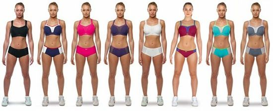 Petite & Plentiful: Support Every Move: on Pushing it to the Limit, Staying Motivated, Sports Bras, and Wonder Woman
