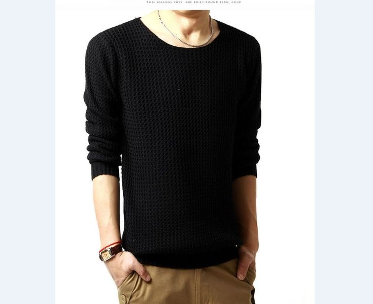 Relaxed fit sweater pullover male winter knitting brand long sleeve with v neck fitted sweater jersey size M XXL-inPullovers from Men's Clothing & Accessories on Aliexpress.com | Alibaba Group
