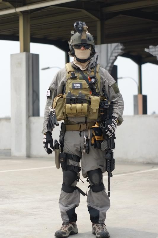 NSWG in PCU loadout   88 Once a Soldier.......   Pinterest ...