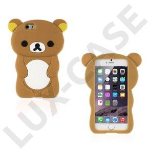 Teddy (Brun) iPhone 6 Cover