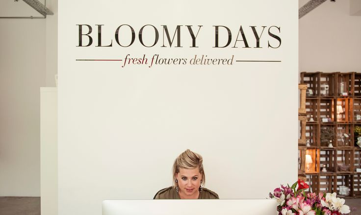 FRANZISKA VON HARDENBERG - we met the founder of Bloomy Days for an interview