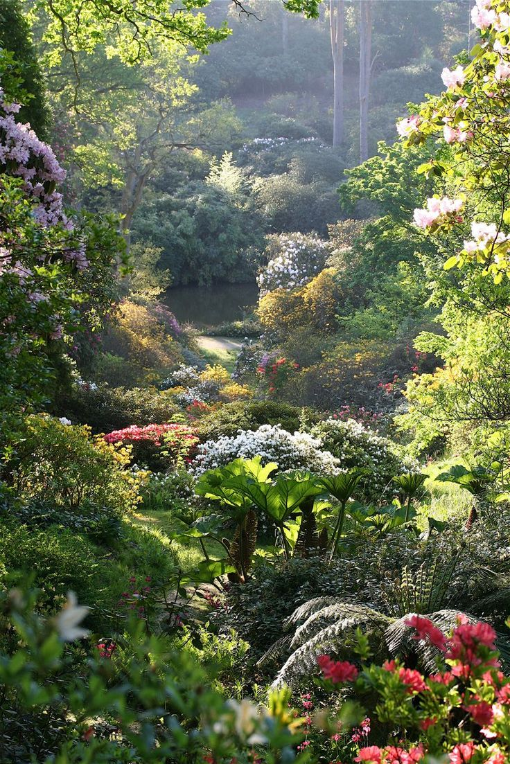 Gardens By The Bay Alive Museum: Leonardslee Lakes & Gardens, Lower Beeding, Horsham, West