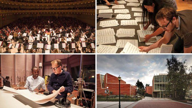 Top 25 Music Schools For Composing For Film And Tv Ranked Music School The Hollywood Reporter Music Education