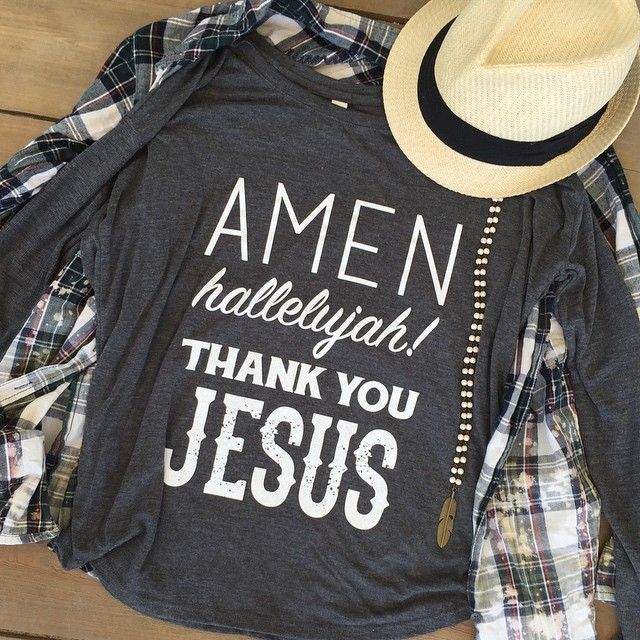 Sundays in the South are our favorite. Good quality time with Family & Friends!!! Our •••AMEN, HALLELUJAH, THANK YOU JESUS••• piko long sleeve is our absolute favorite tee for fall!!! Now available!!! #atxmafia #onceyoureinyourein