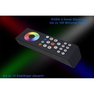 RGBW100 LED Steuergerät + ein Empfänger Modul