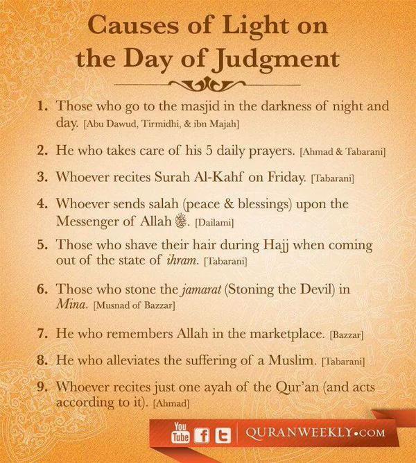 muslim bön