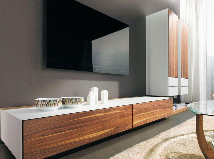 wohnwand lowboard h ngend. Black Bedroom Furniture Sets. Home Design Ideas