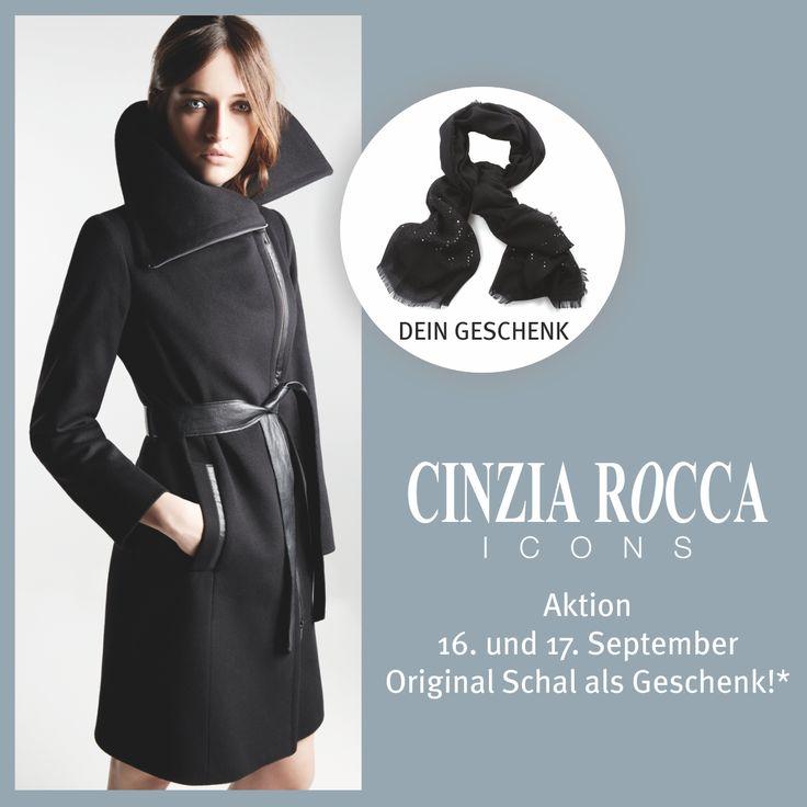 Outdoor-Klassiker made in Italy, modern interpretiert! CINZIA ROCCA ICONS ist die junge Zweitlinie des italienischen Labels Cinzia Rocca, das bereits seit mehr als 60 Jahren für Mäntel und Jacken in herausragender Qualität bekannt ist. Dieses Know-how ist spürbar: Die Damenmäntel aus feiner Wolle, Cashmere und Kamelhaar werden in Italien gefertigt und fühlen sich wunderbar weich an.