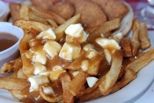 Real deal Quebec Poutine!