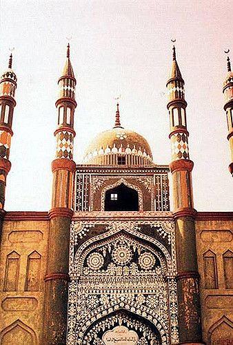 https://flic.kr/p/7fS6C4 | Qazihan Mosque_China