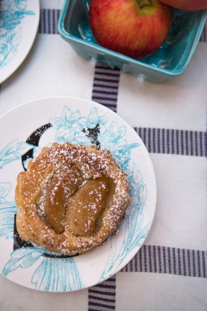Baked Apple Tart | let's do brunch | Pinterest
