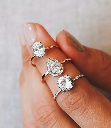 Love the bottom one's simplicity and skinny band