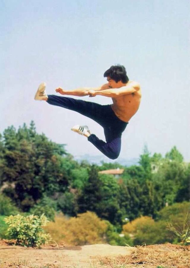 Happy Birthday, Bruce Lee!  11/27/14